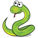 Serpiente agradable Foto de archivo libre de regalías