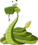 Serpiente de cascabel Imagenes de archivo