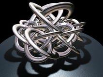 Serpiente de la fantasía Foto de archivo libre de regalías