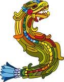 Serpiente iridiscente Imagen de archivo