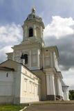 Serpukhov Vysotsky修道院 免版税库存图片