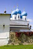 Serpukhov Vysotsky monastery Royalty Free Stock Photos