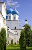 Serpukhov Vysotsky monastery Royalty Free Stock Photo