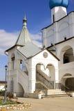 Serpukhov Vysotsky monastery Stock Images