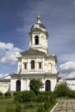 Serpukhov Vysotsky monastery. RUSSIA, Serpukhov Vysotsky monastery on a Sunny summer day Stock Images