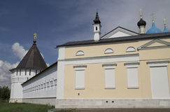 Serpukhov Vysotsky monastery. Stock Photos