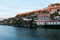 Serra在波尔图,葡萄牙做毛发的修道院 库存图片