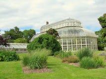 Serra ai giardini botanici nazionali di Dublino Fotografia Stock Libera da Diritti