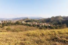 Serra da Canastra国家公园 库存照片