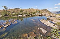 Serra da Canastra National Park image stock
