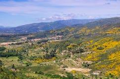Serra DA Estrela Royalty-vrije Stock Afbeeldingen