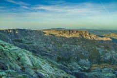 Serra da estrela natural park. royalty free stock photo