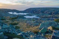 Serra da estrela natural park. royalty free stock image