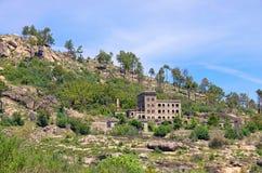 Serra da Estrela Villa Royalty Free Stock Image