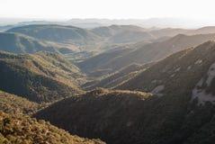 Serra de埃斯帕 免版税图库摄影