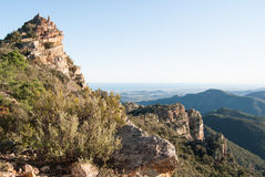 Serra de Espada Stock Image