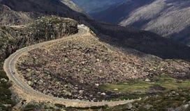Serra de Estrala Imagen de archivo libre de regalías