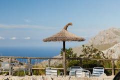 Serra de Tramuntana - mountains on Mallorca Royalty Free Stock Photos