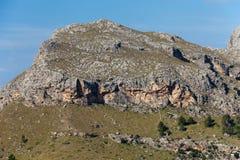 Serra de Tramuntana Royalty Free Stock Image