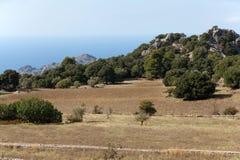 Serra de Tramuntana Stock Image