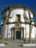 Serra do Pilar, Gaia 02. The Serro do Pilar monastery in the town of Gaia, across the river from Porto, Portugal Stock Photography