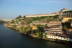 Serra do Pilar Monastery in Porto Royalty Free Stock Image