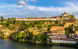 Serra do Pilar Monastery in Porto Royalty Free Stock Photo