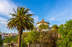 Serra do Pilar Monastery in Porto Royalty Free Stock Photos