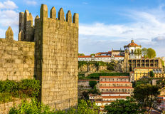 Serra do Pilar Monastery in Porto Royalty Free Stock Image