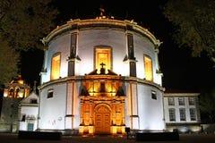 Serra do Pilar Monastery in Porto, Portugal Royalty Free Stock Photography