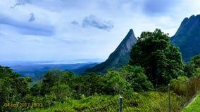 Serra dos Orgãos, Teresà ³ polis/RJ - Fotografia Stock