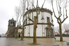 Serra fa Pilar Monastery, Vila Nova de Gaia, Oporto, Portogallo immagini stock