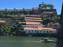 Serra font Pilar Monastery image stock