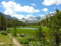 Serra lago Nevada Fotos de Stock Royalty Free