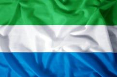 Serra Leoa ilustração do vetor