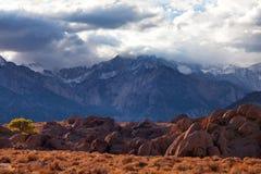 Serra Nevada Fotos de Stock Royalty Free