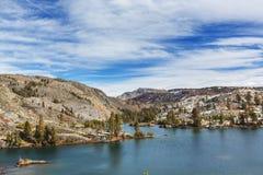Serra Nevada Foto de Stock Royalty Free