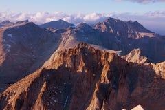 Serra Nevada Imagens de Stock Royalty Free