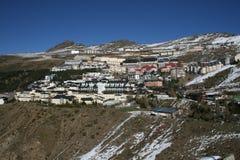 Serra Nevada imagem de stock