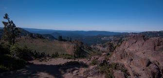 Serra Nevada Mountains Foto de Stock