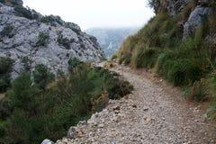 Serra Trumantana, Mallorca fotos de archivo libres de regalías