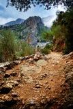 Serra Trumantana, Mallorca Royalty-vrije Stock Fotografie