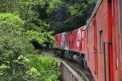 Serra Verde train stock photo