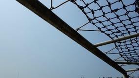 Serrage du ciel Photographie stock libre de droits