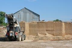 Serragem-biomassa Fotos de Stock