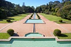 Serralves garden Royalty Free Stock Images