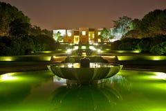 Serralves House by Night Stock Photos