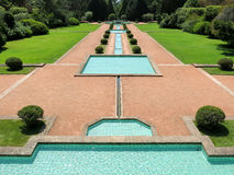Serralves Park in Porto Royalty Free Stock Images
