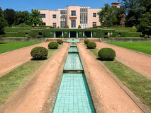 Serralves Villa in Porto Royalty Free Stock Image