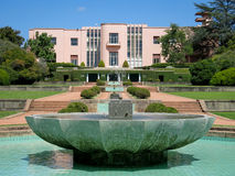 Serralves Villa in Porto Royalty Free Stock Photography